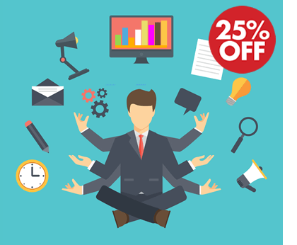 Integrated Digital Marketing Training Sharp Guy-Discount
